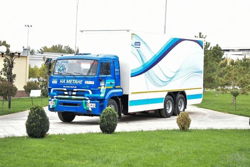 Запланирован запуск второй очереди производства машин «Камаз» в Узбекистане