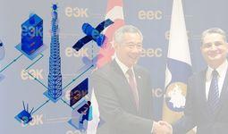 Эффекты от либерализации торговли на услуги связи между Сингапуром и ЕАЭС