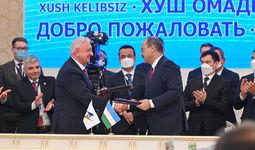 Абдулла Арипов выступил на саммите ЕАЭС в Казани и подписал меморандум о сотрудничестве