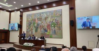 Акрамжон Неъматов: В регионе Центральной Азии ведется поиск новых форм взаимовыгодной кооперации