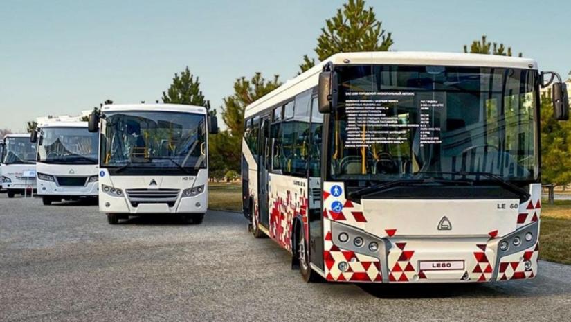 Автобус SamAuto прошел сертификацию Таможенного союза ЕАЭС