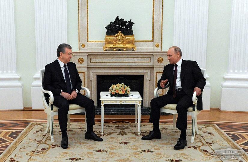 Shavkat Mirziyoyev: Bu – bizning umumiy tariximiz, umumiy g'alabamiz