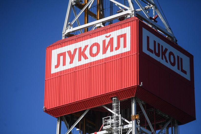 ЛУКОЙЛ сократил добычу газа в Узбекистане