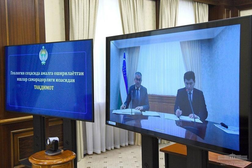 Shavkat Mirziyoyev: O'zbekistonda geologiya sohasini rivojlantirishdan maqsad – odamlarni boy qilish