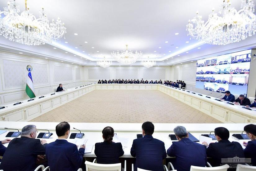 Президент анонсировал антикризисные меры