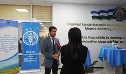 При поддержке ФАО создана новая ГИС-лаборатория