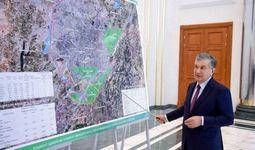 Shavkat Mirziyoyev Toshkent va Toshkent viloyati tumanlari hududlarini o'zgartirish masalalarini ko'rib chiqdi (+foto)