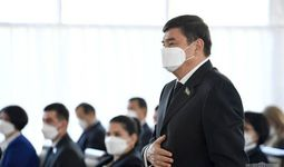 Председателем Жокаргы Кенеса Каракалпакстана избран Мурат Камалов