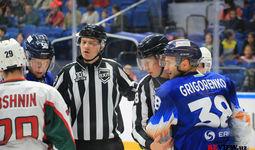 Фоторепортаж: «Хумо» победил «Барс» в матче ВХЛ