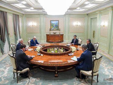 В Узбекистане будут развивать геологоразведку с компанией