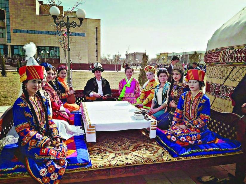 Социальный Каракалпакстан