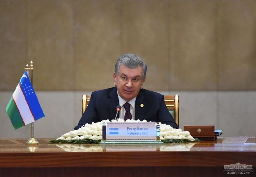 Шавкат Мирзиёев озвучил приоритеты председательства Узбекистана в СНГ