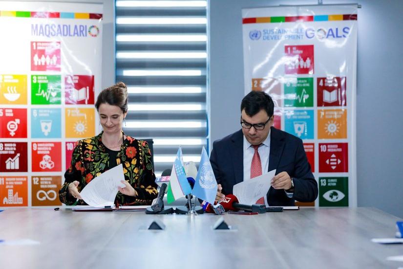 Правительство Узбекистана и ООН запускают совместную программу по укреплению системы социальной защиты в стране
