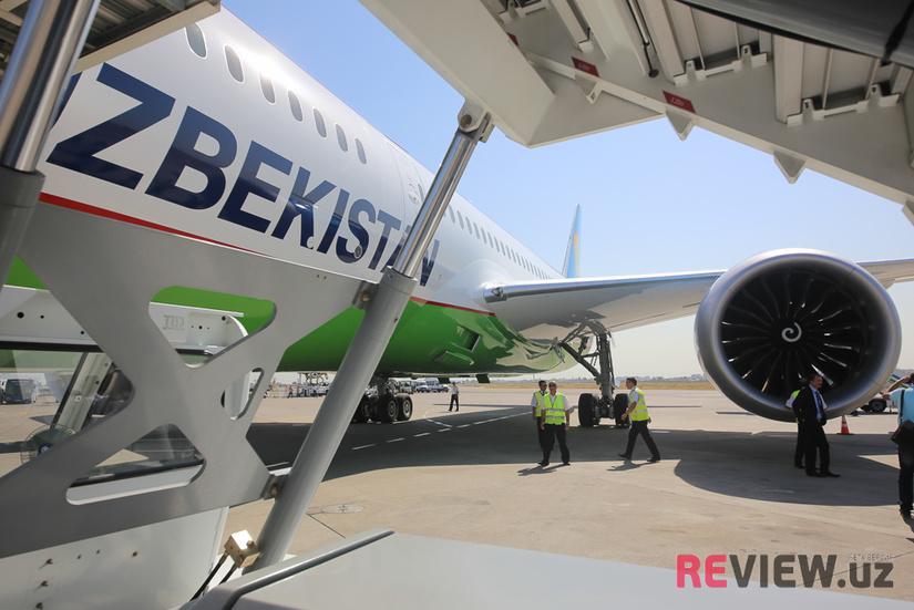 Uzbekistan Airways объявила о снижении цен на рейсы в Нью-Йорк и обратно