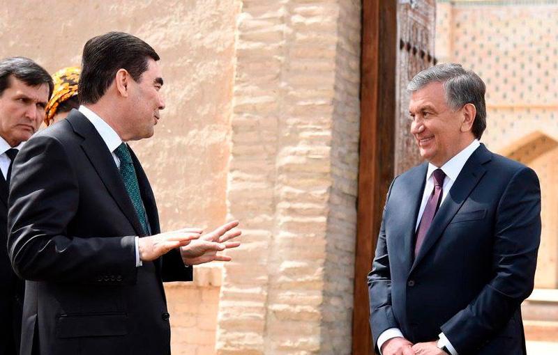 Шавкат Мирзиёев посетит Туркменистан