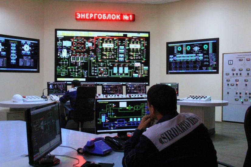 Завершен первый этап модернизации крупнейшей в Узбекистане ТЭС