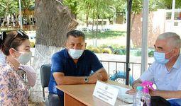 Оммавий қабул: қатор муаммоларнинг йиллаб ҳал бўлмаётганлиги одамларда жиддий норозилик туғдирмоқда