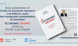 Книга азербайджанского ученого-экономиста «Экономический рост» будет презентована в Узбекистане