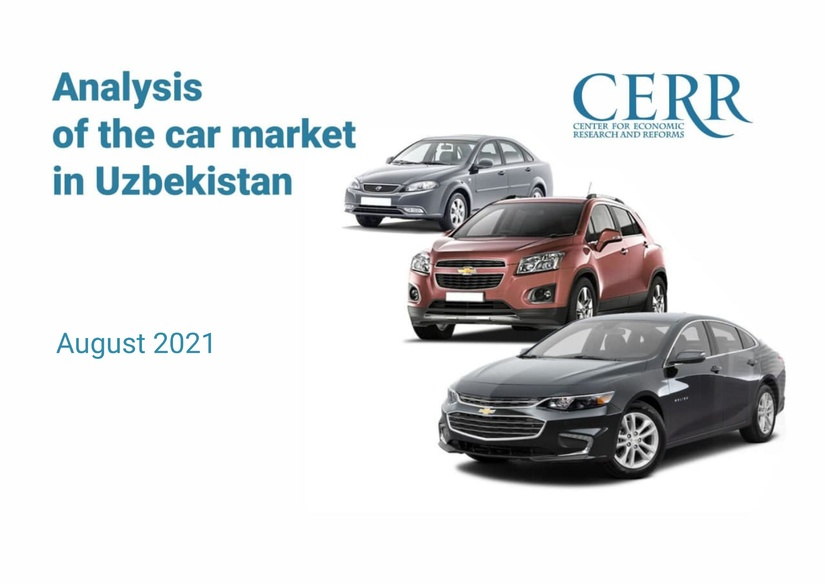 The CERR has assessed the level of activity in the car market of Uzbekistan