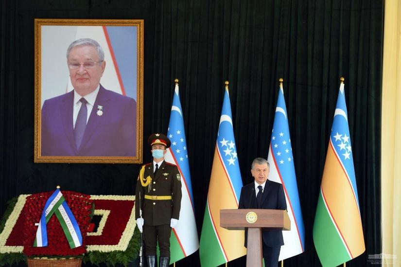 Президент: Муса Ерниязов қаҳрамон халқнинг қаҳрамон раҳбари эди (фото)