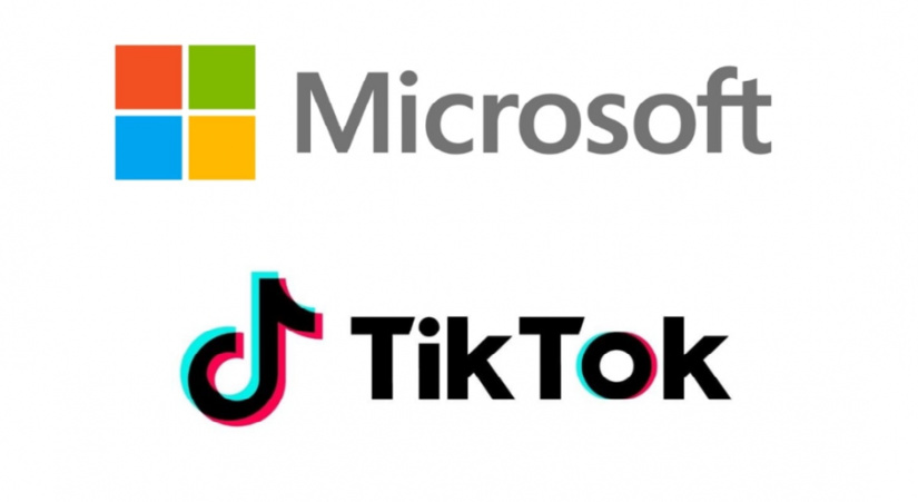 Microsoft TikTok ижтимоий тармоғини сотиб олишга уриняпти