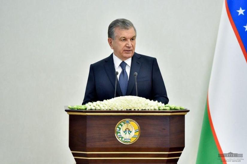 Шавкат Мирзиёев обратился к народу в связи с ситуацией вокруг коронавируса