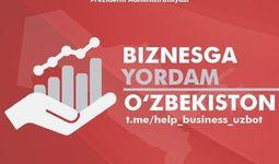 Ўзбекистон Президенти Админстратцияси тадбиркорлар мурожаати учун Help Business телеграм ботини ишга туширди