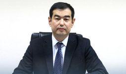 Заместителем министра финансов назначен Джамшид Абруев (+биография)
