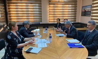 В ЦЭИР состоялись переговоры с миссией Международного торгового центра ЮНКТАД/ВТО
