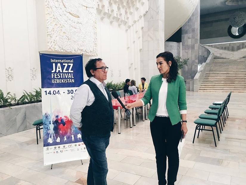 Международный фестиваль джаза пройдет в Узбекистане
