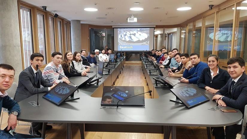 Стартаперы из Узбекистана пройдут обучение в Сколково