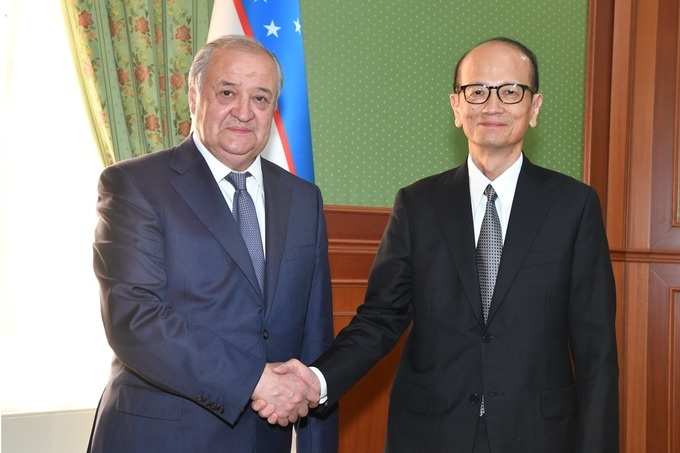 Назначен новый посол Японии в Узбекистане