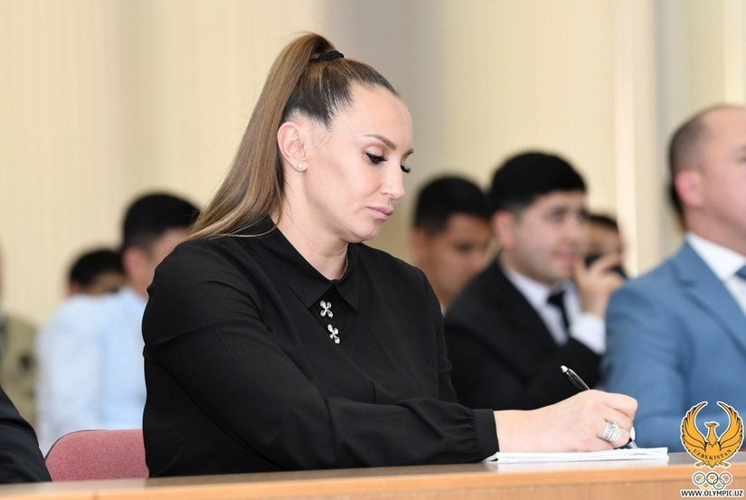 Ирода Туляганова избрана вице-президентом Азиатской федерации тенниса