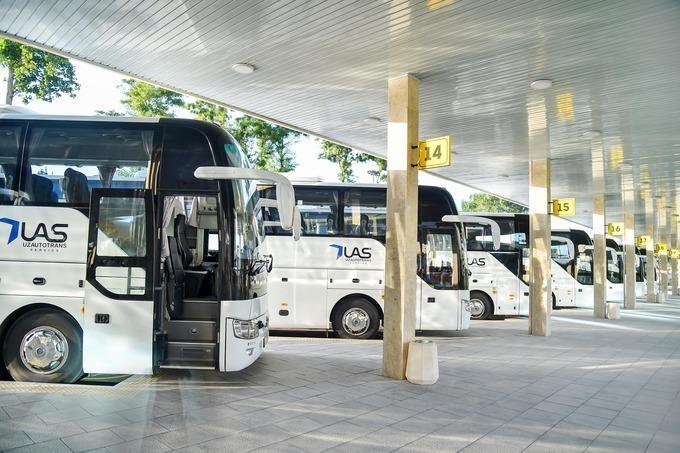 Toshkent-Omsk yo'nalishida avtobus qatnovi yo'lga qo'yiladi