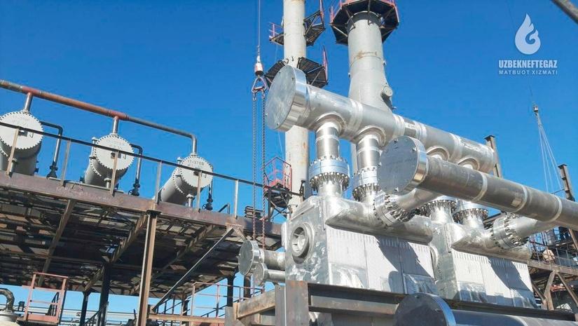 «Узбекнефтегаз» в январе-марте перевыполнил план производства сжиженного газа почти в два раза