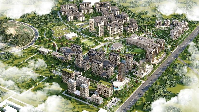 Yunusabad Business City қурилишида Жанубий Корея компаниялари иштирок этади