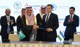 Минэнерго подписало три соглашения на $2 млрд с ACWA Power из Саудовской Аравии