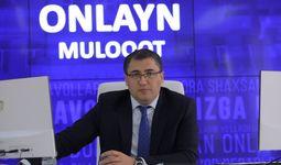 Русланбек Давлетов билан ўтган онлайн мулоқотда 1500 та савол келиб тушган