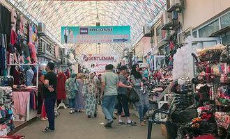 В Ташобласти закрываются вещевые рынки