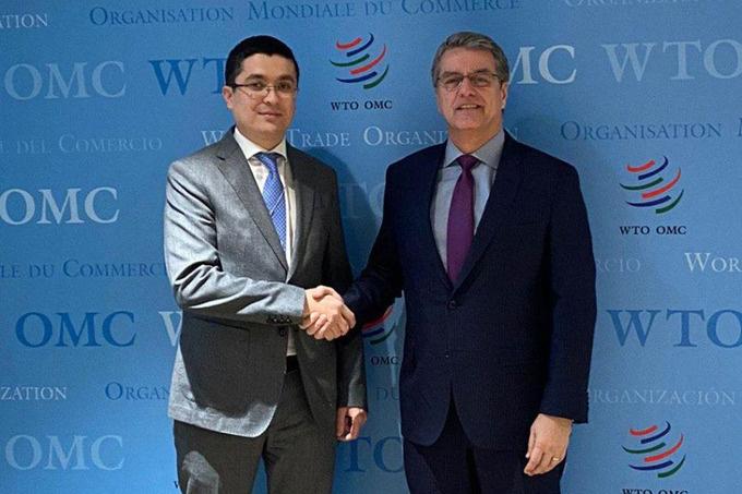 Встречи рабочей группы по вступлению Узбекистана во Всемирную торговую организацию возобновятся