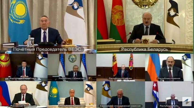 Участие в качестве наблюдателя на первой стадии принесет пользу и Узбекистану, и всем нашим государствам – Нурсултан Назарбаев