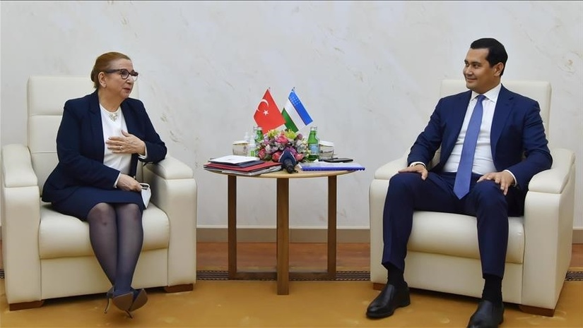 Turkey, Uzbekistan aim to enhance trade volume to $5B