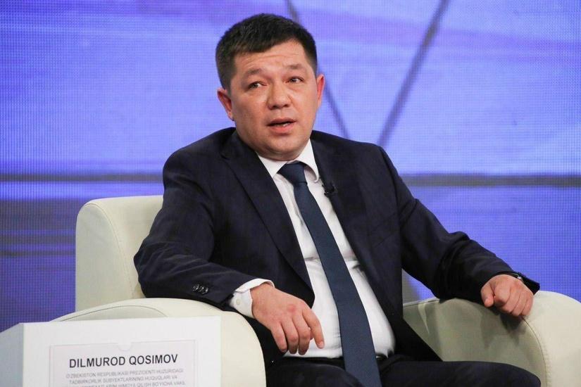 Президент направил бизнес-омбудсмана в Фергану на три месяца