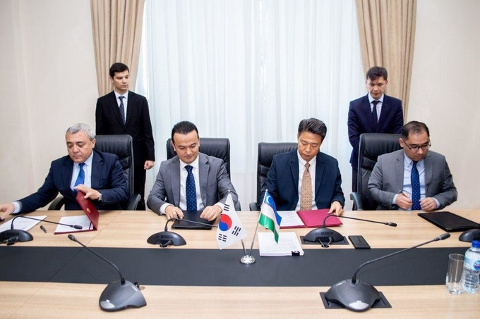 Мининвестиций и Эксимбанк Кореи подписали соглашение на $74 млн.