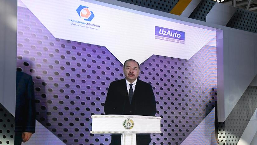 Казахстан и Узбекистан наладили производство новых моделей авто