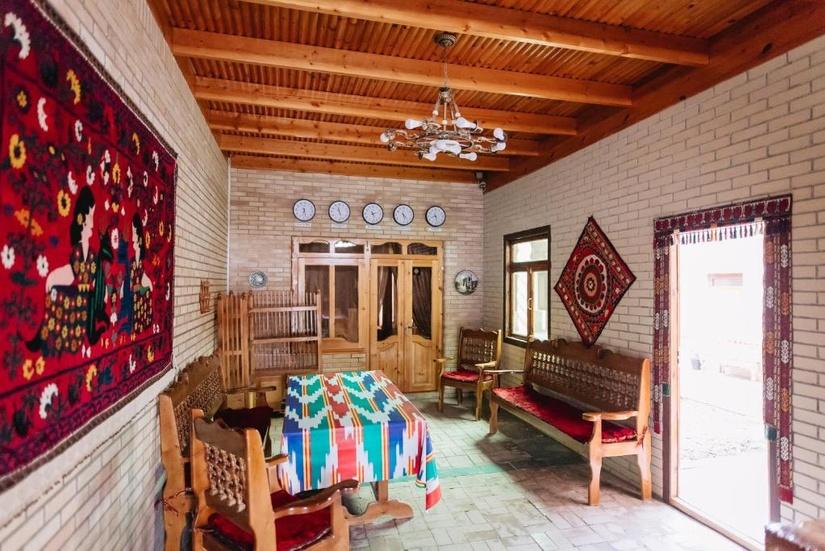 С начала года в Узбекистане создано свыше 700 семейных гостевых домов