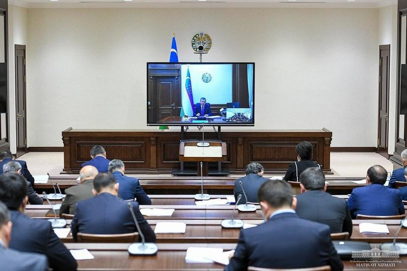 Шавкат Мирзиёев: Одамларнинг даромадини ошириш саноат ривожи билан чамбарчас боғлиқ