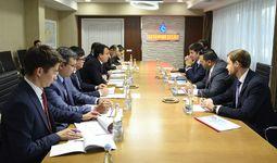 В «Узбекнефтегазе» обсудили сотрудничество с французской Total, российским «Новатэком» и Mubadala Petroleum из ОАЭ