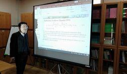 Узбекистан и Япония обмениваются опытом в развитии научно-исследовательской деятельности