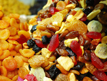 Во Франции будут упаковывать узбекские сушеные овощи и фрукты